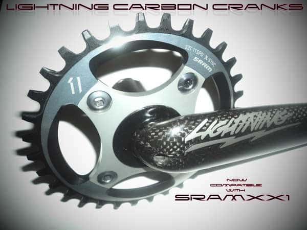Compatible with SRAM XX1