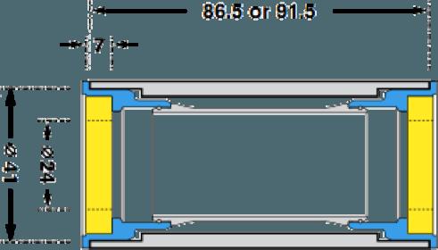 Bottom bracket measurement