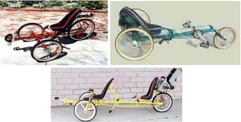 History of the Modern Day Recumbent, by Martin Krieg